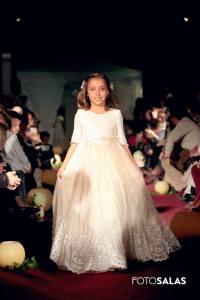 vestidos largos de comunión colección 2015