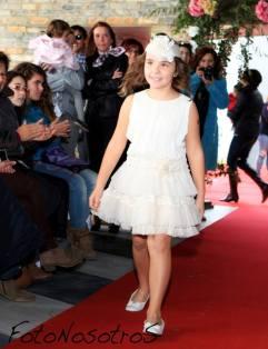 Vestido de Comunión 2014, fotos nosotros, Barbastro