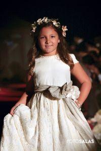 Vestido niña comunión 2015