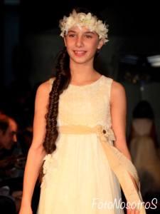 Vestido comunión Hortensia Maeso