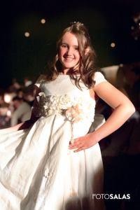 Vestido de comunión para niñas colección 2015