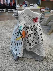 Vestido de bebe Festival Vino Somontano