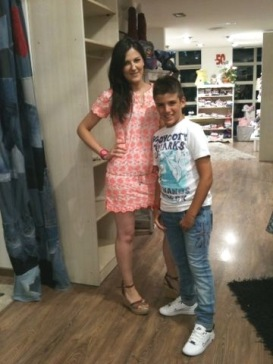 Andy´s & Woman Junior