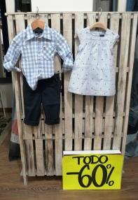 Niño: Antes 104€, ahora 42€ Niña: 64,90€, ahora 26€!!!