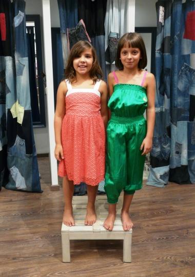 Leyre vestido verde antes 55€ y ahora 16.5€!!