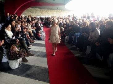 Desfile de moda Comunión 2014