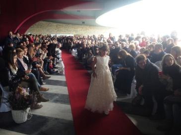 Desfile moda comunión, Feria de la comunión 2014
