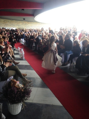 Feria de la Comunión, Desfiles moda comunión 2014