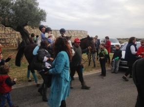 Paseos a caballo con Hípica Ventorrillo