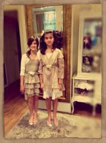 vestidos celebración primavera 2014