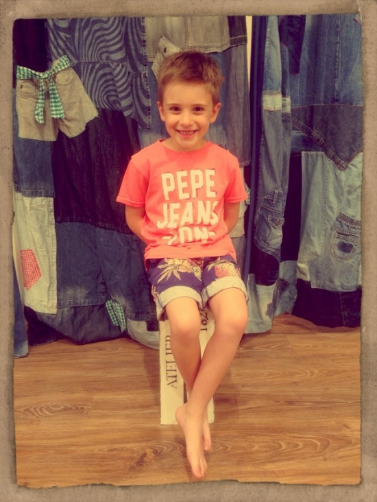 pepe jeans niño