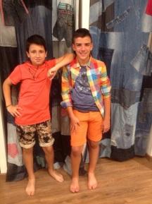 moda niños verano 2014