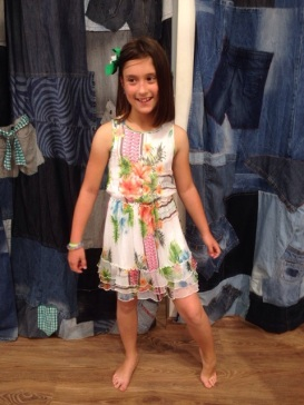 derhy kids vestido verano 2014