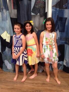 vestidos para niñas derhy kids