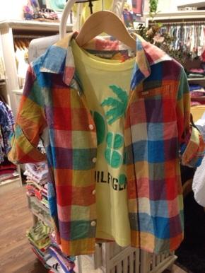 camisas scotch shrunk descuentos