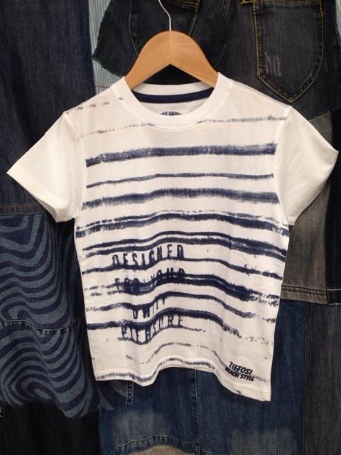 camiseta niño tiffosi