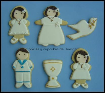 galletas para comuniones