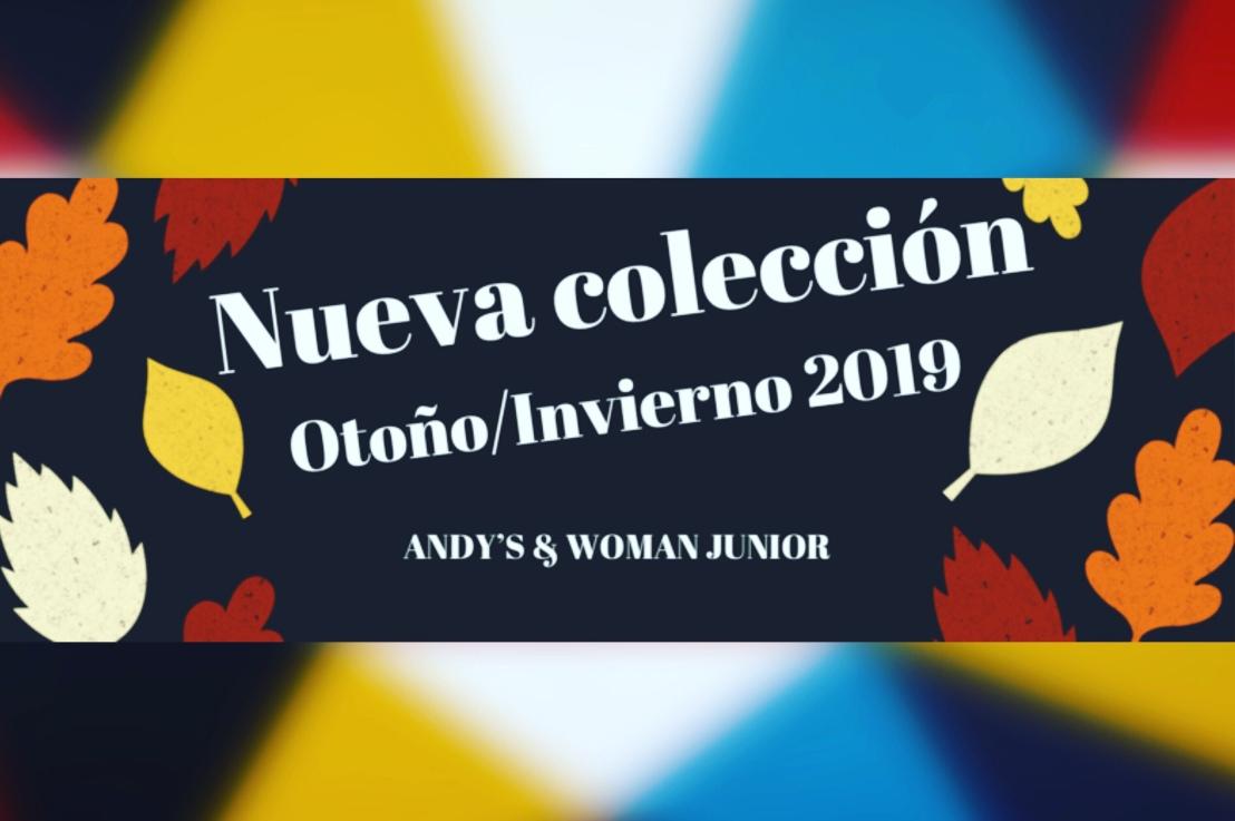¡Nueva colección otoño/invierno2019!