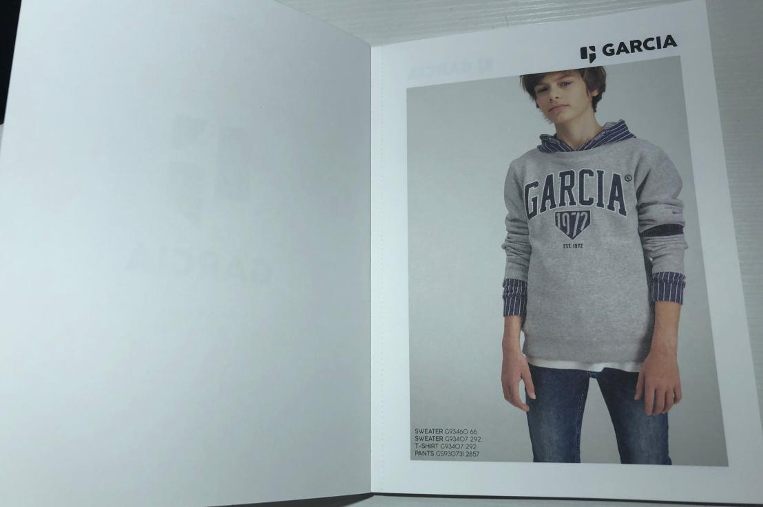 Colección GARCIA JEANS otoño/invierno2019/20.